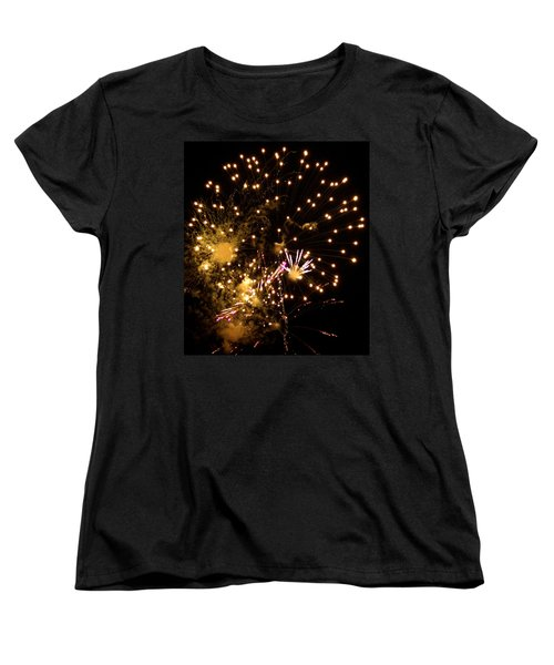 The 4th Of July 2013 Women's T-Shirt (Standard Cut) by Kim Pate