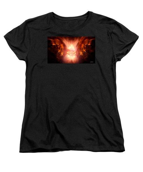 Godess Of Faa Women's T-Shirt (Standard Cut) by Bill Stephens