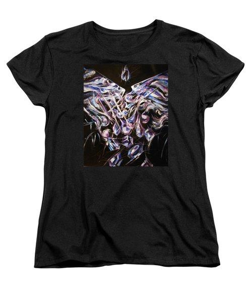 The Alchemist Women's T-Shirt (Standard Cut) by Karen  Ferrand Carroll