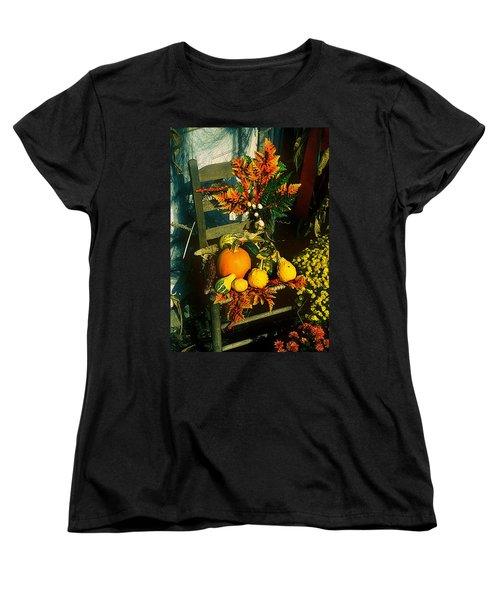 The Autumn Chair Women's T-Shirt (Standard Cut)