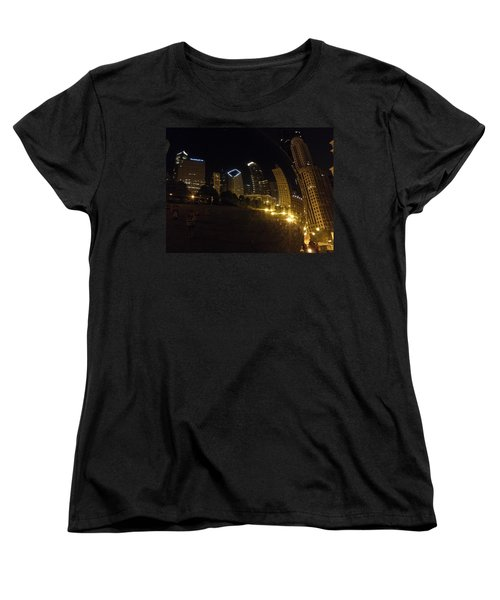 Women's T-Shirt (Standard Cut) featuring the photograph The Bean by Tiffany Erdman
