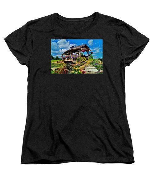The Bridge 2 Women's T-Shirt (Standard Cut) by Daniel Thompson