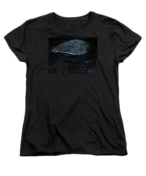 The Cave Women's T-Shirt (Standard Cut) by Amy Gallagher