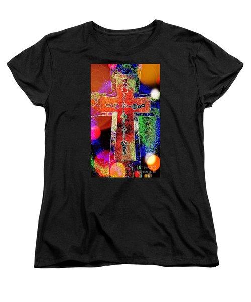 The Color Of Hope Women's T-Shirt (Standard Cut) by Robert ONeil