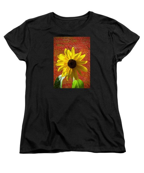 The Contrast Of Time Women's T-Shirt (Standard Cut) by Sandi OReilly