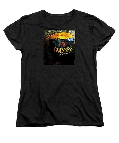 The Cooler Women's T-Shirt (Standard Cut) by Chris Berry