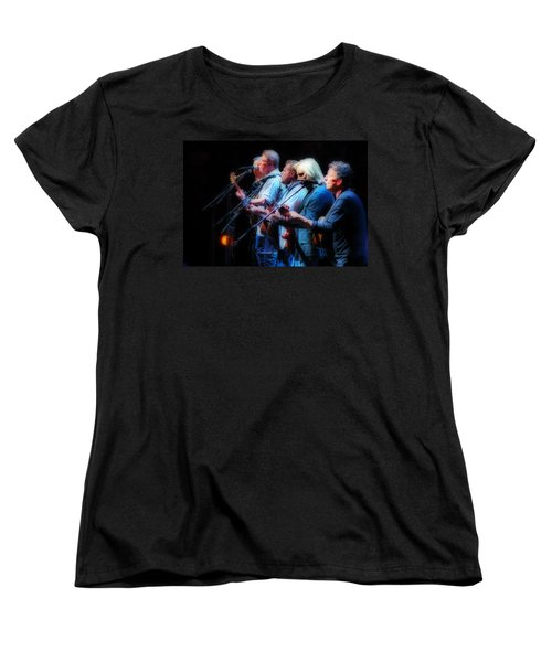 The Eagles Inline Women's T-Shirt (Standard Cut) by Alice Gipson