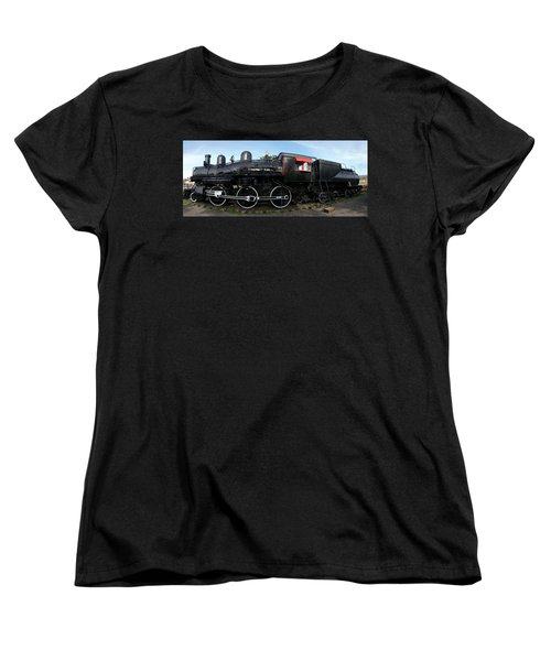 The Engine Women's T-Shirt (Standard Cut) by Richard J Cassato