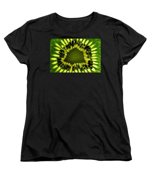 The Eye Women's T-Shirt (Standard Cut) by Gert Lavsen