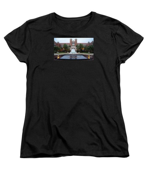 The Florida State University Women's T-Shirt (Standard Cut) by Paul  Wilford