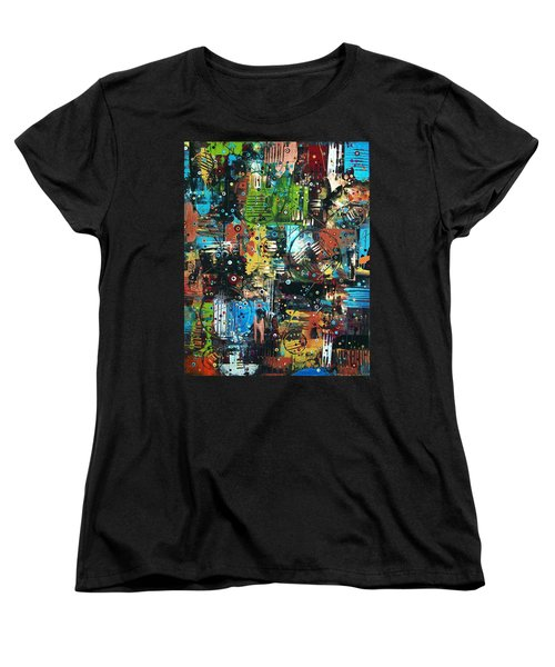 The Games People Play Women's T-Shirt (Standard Cut)