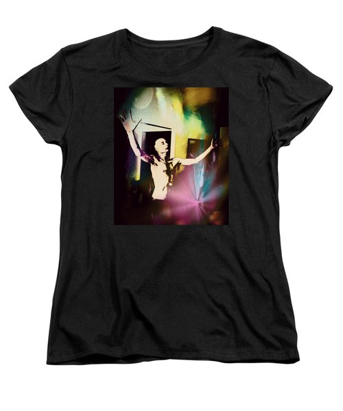 The Healing Women's T-Shirt (Standard Cut) by Michael  TMAD Finney