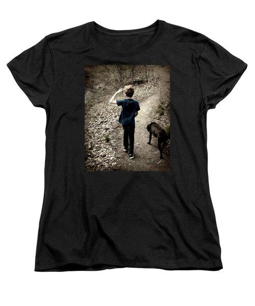The Journey Together Women's T-Shirt (Standard Cut)