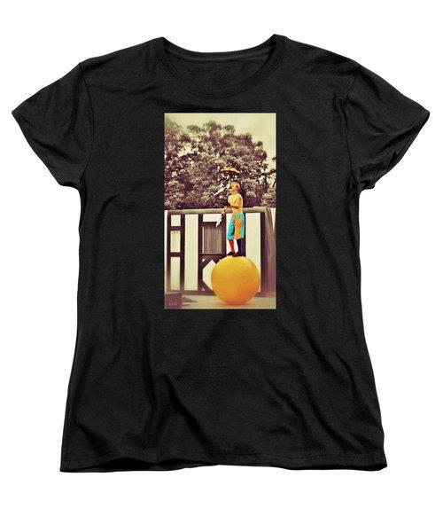 The Juggler Women's T-Shirt (Standard Cut)