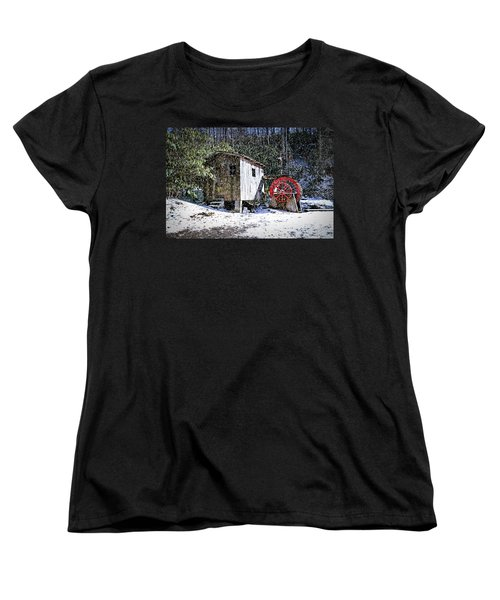 The Mill Women's T-Shirt (Standard Cut) by Bill Howard