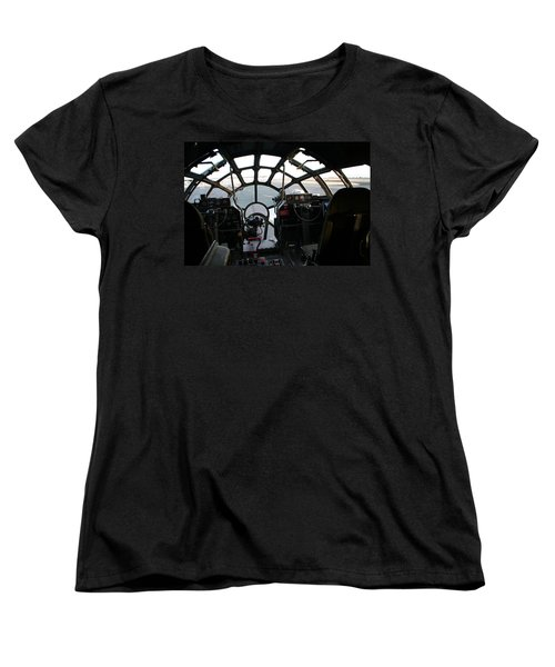 Women's T-Shirt (Standard Cut) featuring the photograph The Office by David S Reynolds