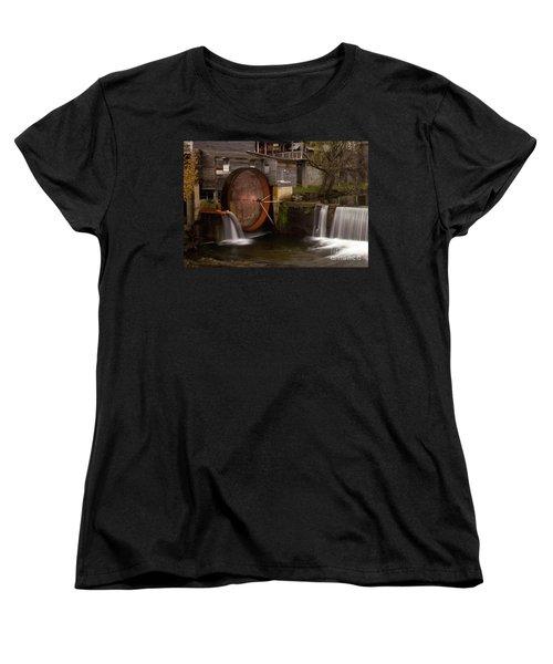 The Old Mill Detail Women's T-Shirt (Standard Cut)