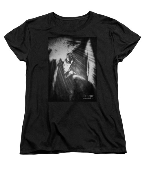 The One Who Waited Women's T-Shirt (Standard Cut) by Jessica Shelton