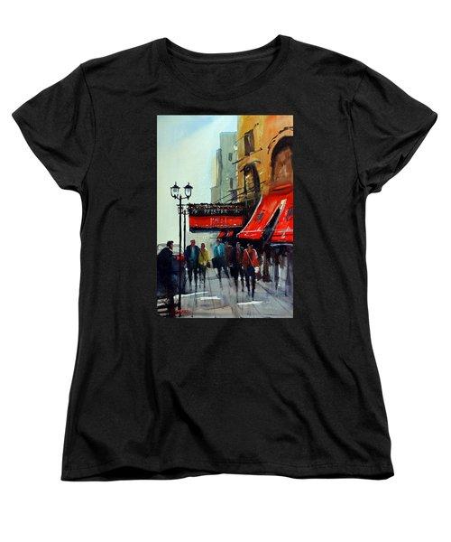 The Pfister 2 - Milwaukee Women's T-Shirt (Standard Cut) by Ryan Radke