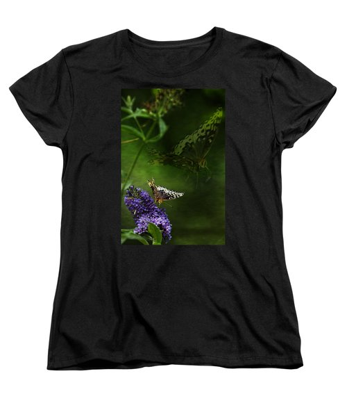 The Psyche Women's T-Shirt (Standard Cut) by Belinda Greb