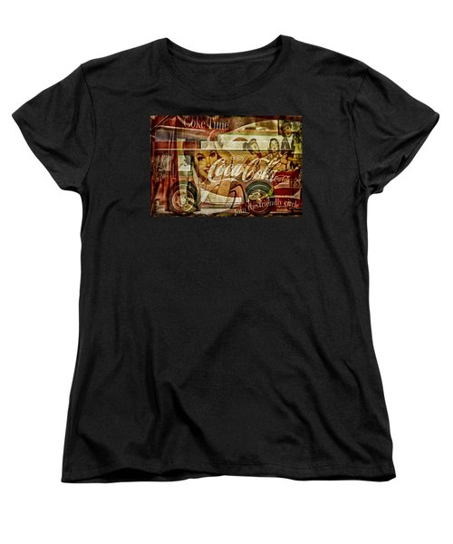 The Real Thing Women's T-Shirt (Standard Cut) by Susan Candelario