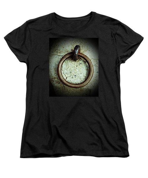 The Ring Women's T-Shirt (Standard Cut) by Holly Blunkall