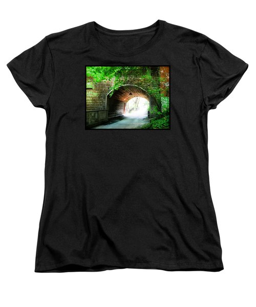 The Road To Beyond Women's T-Shirt (Standard Cut) by Shawn Dall