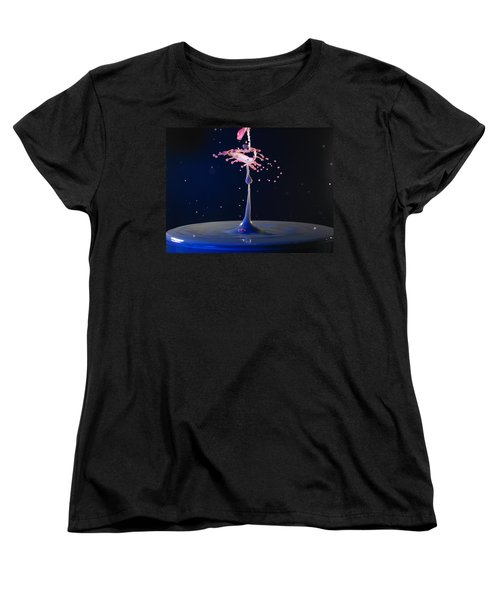 Women's T-Shirt (Standard Cut) featuring the photograph The Scorpion by Kevin Desrosiers