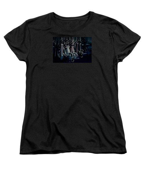 Tcm #2 - Slaughterhouse  Women's T-Shirt (Standard Cut) by Trish Mistric