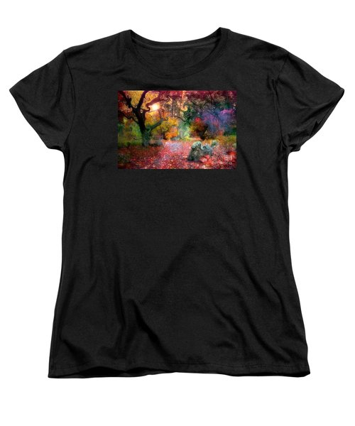 The Tree Where I Used To Live Women's T-Shirt (Standard Cut)