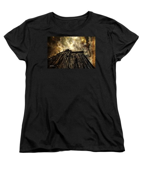 The Warehouse Women's T-Shirt (Standard Cut) by Charlie Duncan