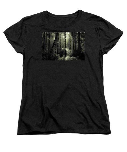 The Woods Women's T-Shirt (Standard Cut)