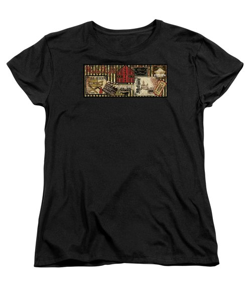 Theater Women's T-Shirt (Standard Cut) by Jean Plout