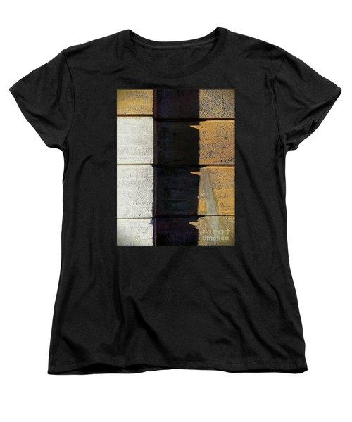 Women's T-Shirt (Standard Cut) featuring the photograph Thirds by James Aiken