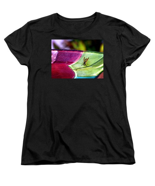 Women's T-Shirt (Standard Cut) featuring the photograph Thirsty by Greg Simmons
