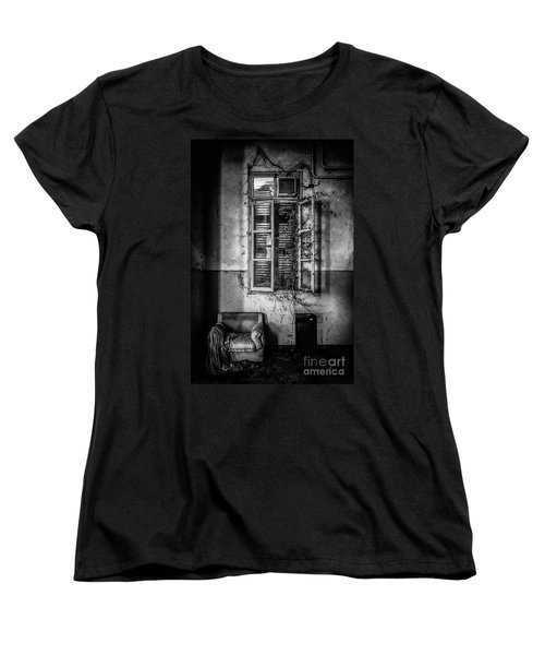 This Is The Way Step Inside II Women's T-Shirt (Standard Cut) by Traven Milovich