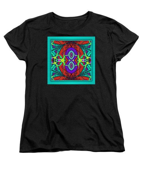 This Rough Magic 3 Women's T-Shirt (Standard Cut) by Wendy J St Christopher