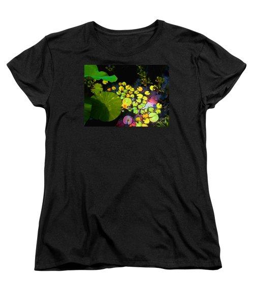 Through The Looking Glass Bristol Rhode Island Women's T-Shirt (Standard Cut) by Tom Prendergast