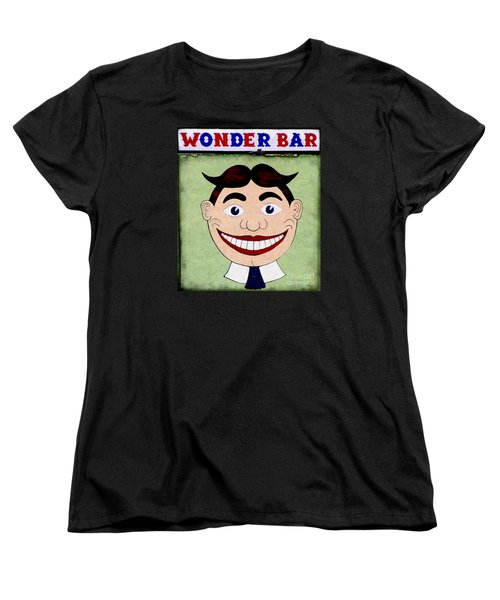 Tillie - Wonder Bar Women's T-Shirt (Standard Cut) by Colleen Kammerer