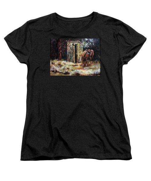 Time Out Women's T-Shirt (Standard Cut)
