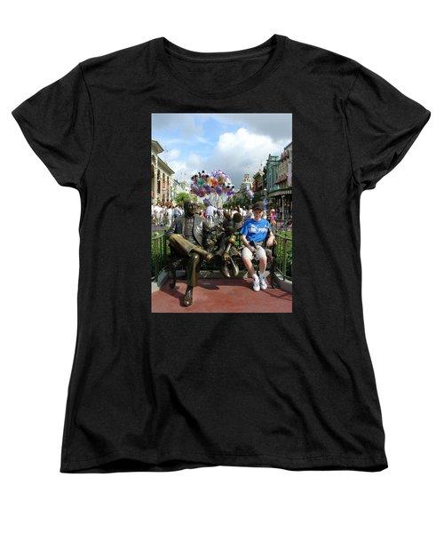 Women's T-Shirt (Standard Cut) featuring the photograph Tingle Time by David Nicholls