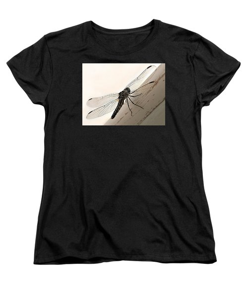 Women's T-Shirt (Standard Cut) featuring the photograph Tiny Magnificence  by Micki Findlay