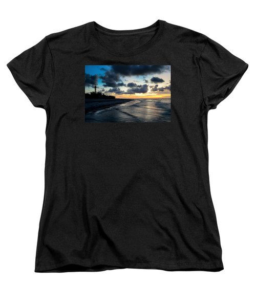 Women's T-Shirt (Standard Cut) featuring the photograph To See The Light... by Melanie Moraga