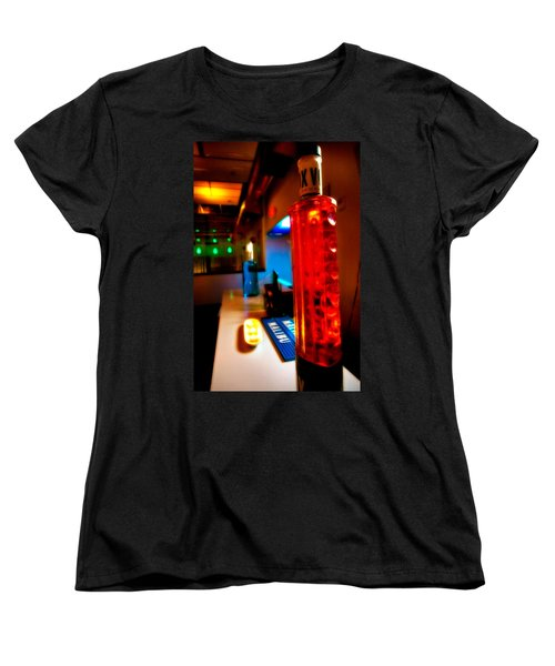 To The Bar Women's T-Shirt (Standard Cut) by Melinda Ledsome