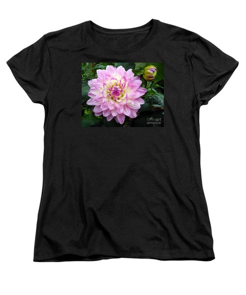 Women's T-Shirt (Standard Cut) featuring the photograph Today And Tomorrow by Sami Martin