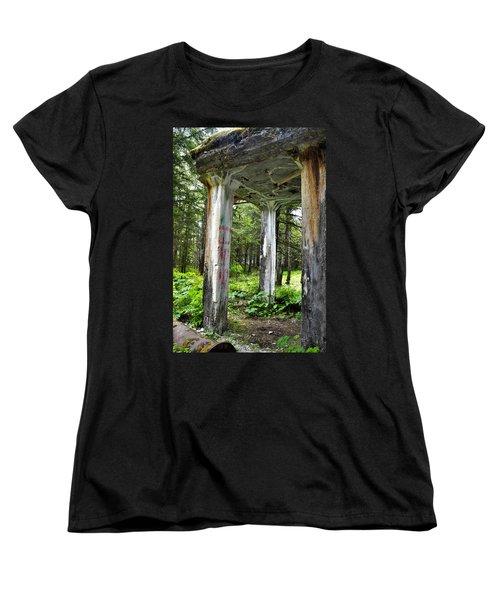 Treadwell Mine Building Women's T-Shirt (Standard Cut)