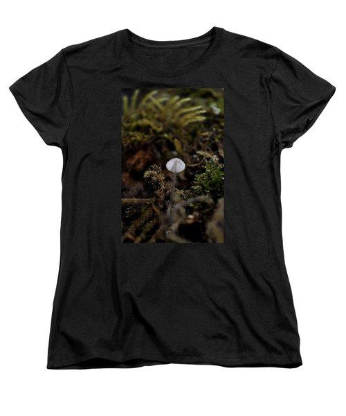 Tree 'shroom Women's T-Shirt (Standard Cut)