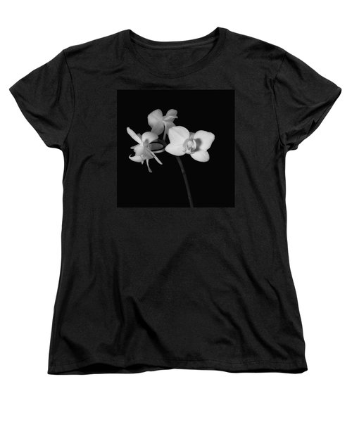 Women's T-Shirt (Standard Cut) featuring the photograph Triplets by Ron White