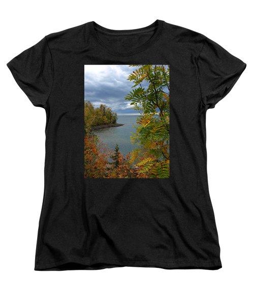 Tropical Mountain Ash Women's T-Shirt (Standard Cut) by James Peterson