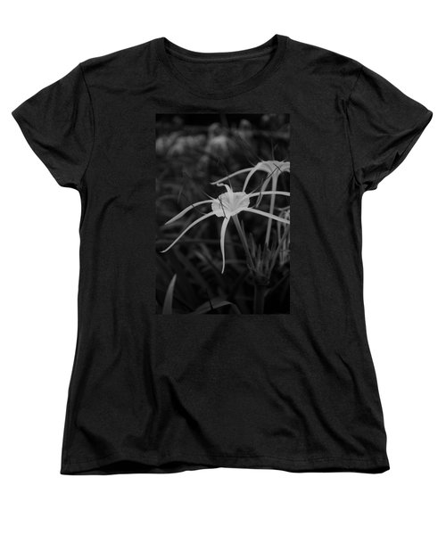 Women's T-Shirt (Standard Cut) featuring the photograph Tropical Paradise by Miguel Winterpacht